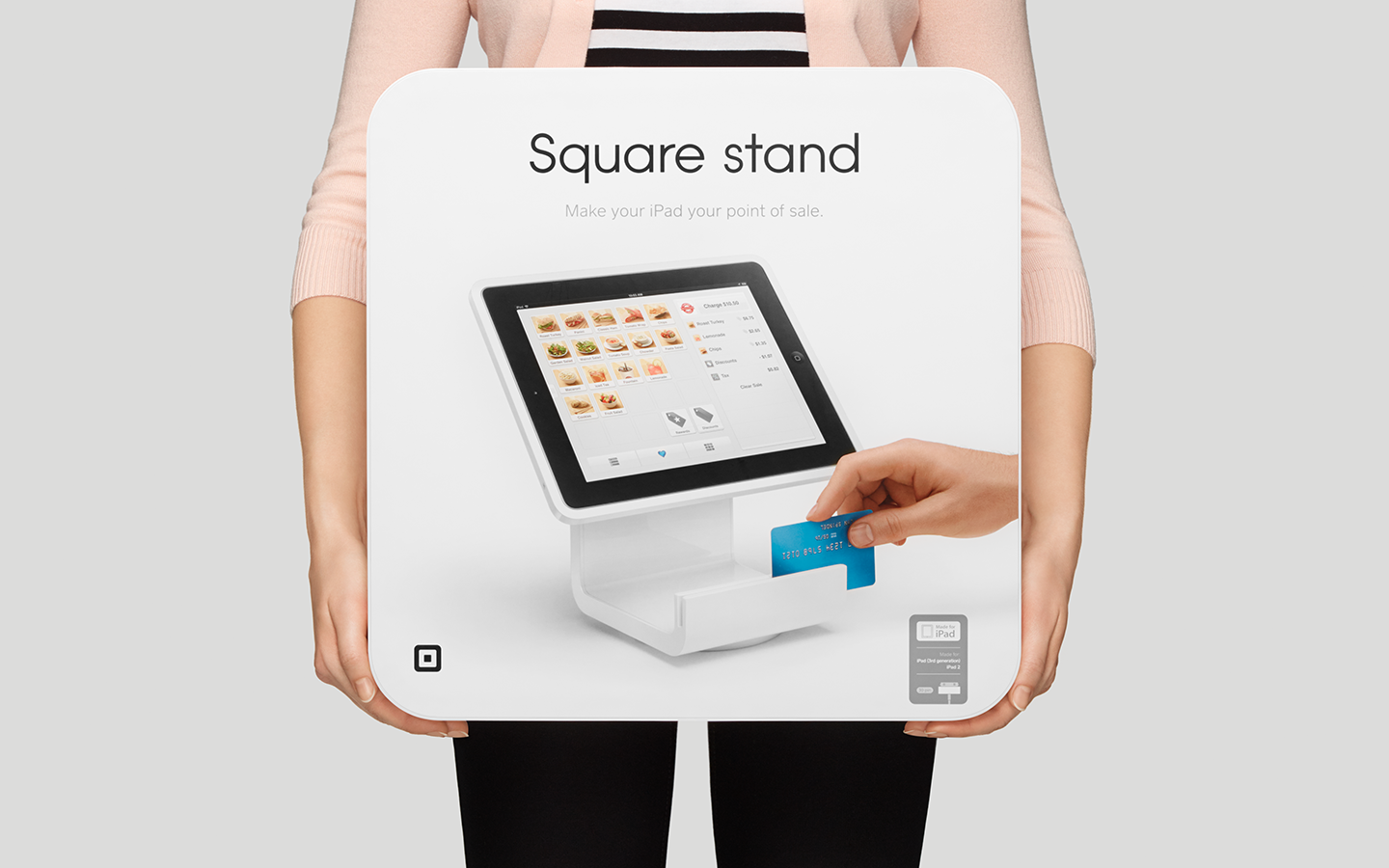 Square Stand Packaging