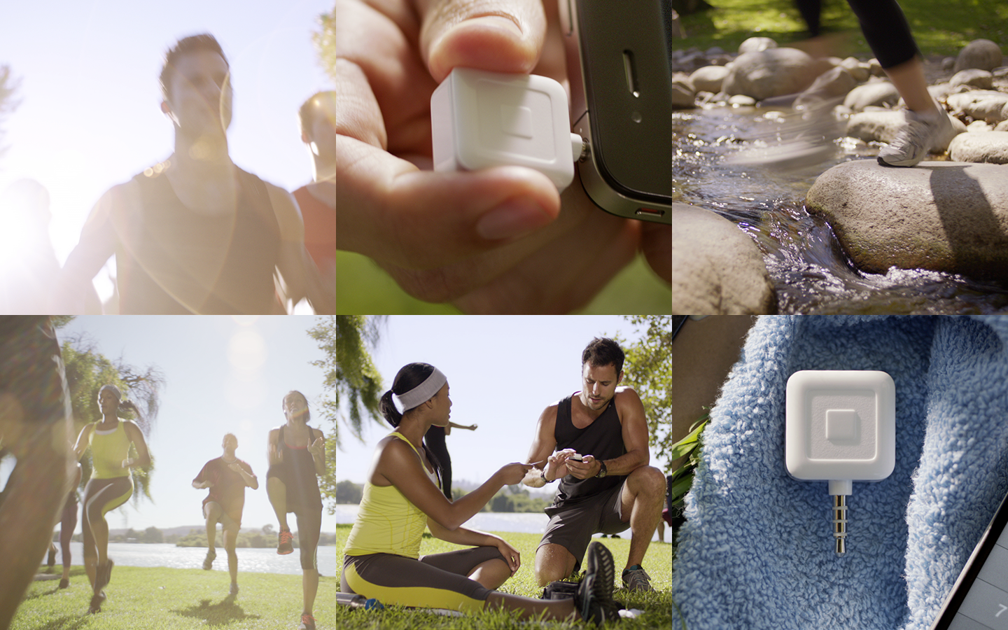 TV Commercial for Square (:30, Trainer)